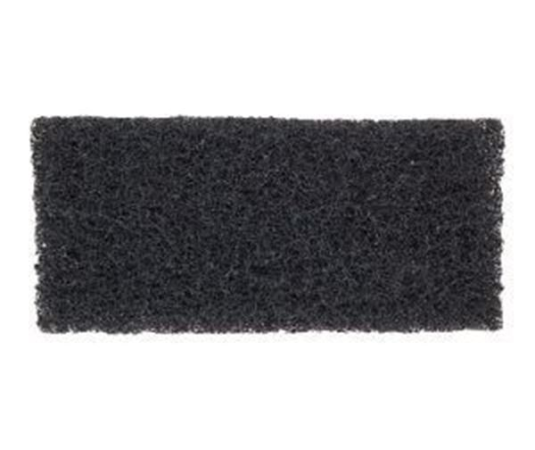 SCRUB PADS HEAVY DUTY - BLACK OCTOPUS