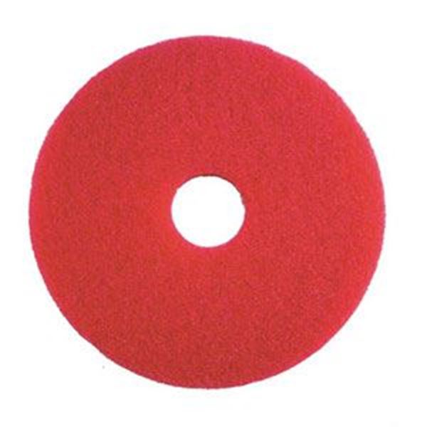 CONTRACT FLOOR PADS - RED