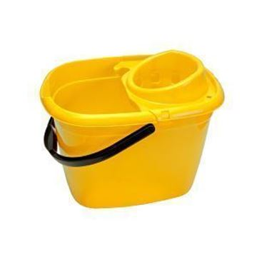 Picture of 14lt ECONOMY MOP BUCKET - YELLOW