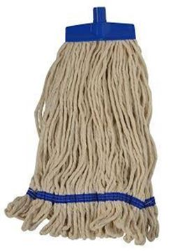 Picture of 454g/ 16oz ECON COTTON CHANGER KENTUCKY MOP - BLUE SOCKET/BAND