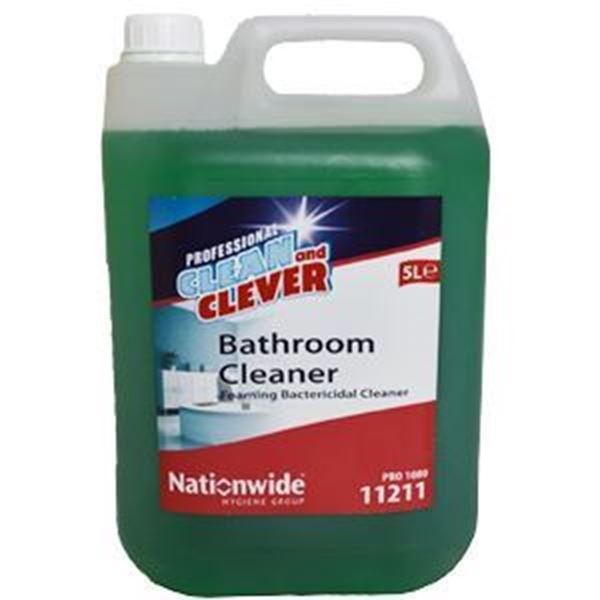 Picture of C&C BATHROOM CLEANER