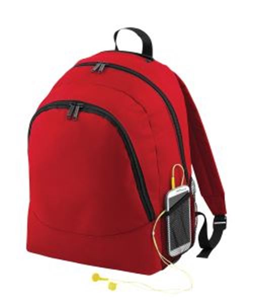 Picture of BagBase Universal 18lt Backpack - Red