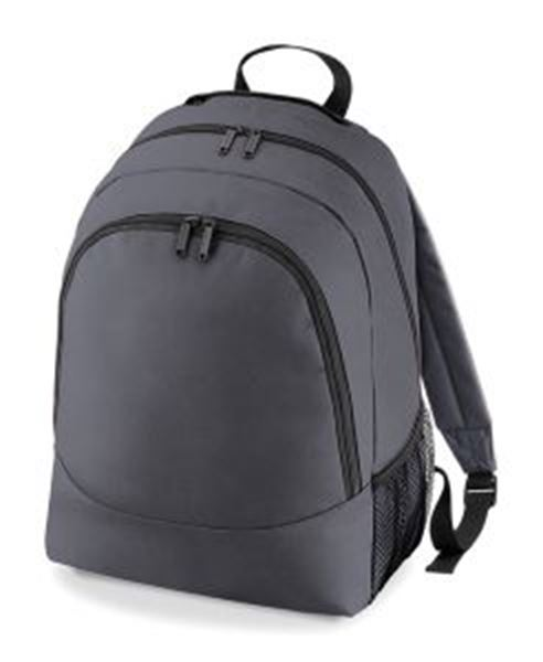 Picture of BagBase Universal 18lt Backpack - Grey