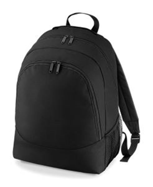 Picture of BagBase Universal 18lt Backpack - Black