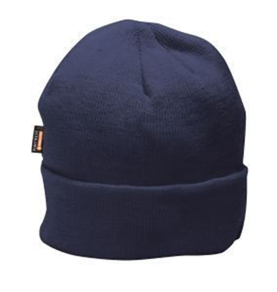 Picture of Insulated Knit Cap Insulatex Lined - Navy