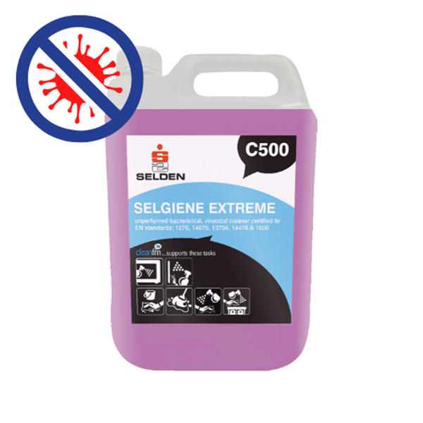 selgiene extreme viricidal disinfectant