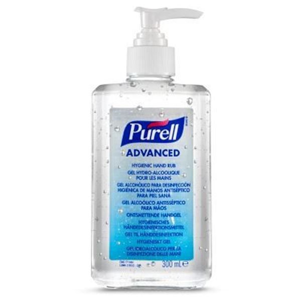 Picture of 12x350ml GoJo Advanced PURELL SANITIZER