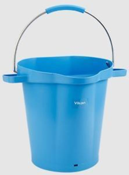 Picture of 20lt VIKAN BUCKET - BLUE