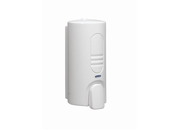 Picture of 7135  KIMBERLY CLARK TOILET SEAT SURFACE CLEANER DISPENSER - WHITE