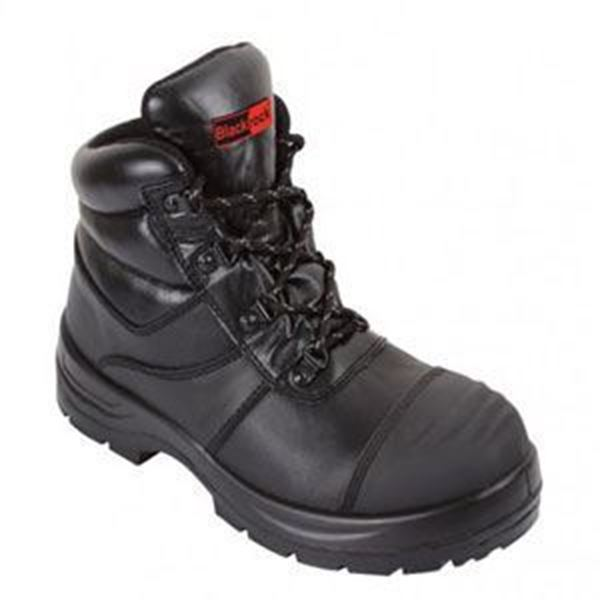 Picture of AVENGER SAFETY BOOT SIZE 13 - S3 WR HRO SRC  WATERPROOF