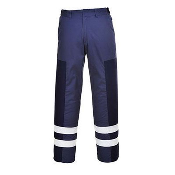 Picture of BALLISTIC TROUSERS NAVY - 34 REGULAR