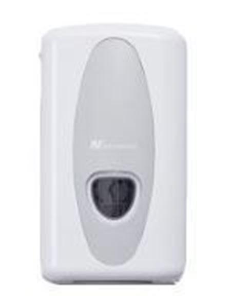 Picture of PLASTIC BULK PACK DISPENSER - WHITE