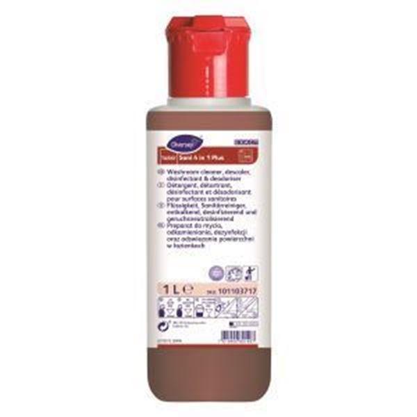 Picture of SANI 4in1 PLUS WASHROOM CLEANER CONC