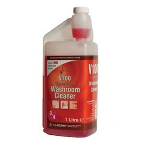 Picture of VMIX CONC WASHROOM CLEANER(dilutes to 100 triggers per 1lt)