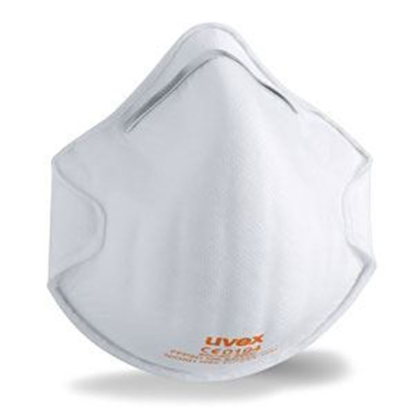 Picture of x15 SILV-AIR FACE MASK UVEX FFP2