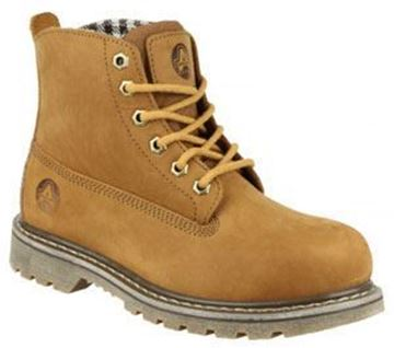 Picture of Ladies Honey Welted Boot SB - Size 3 Clearance