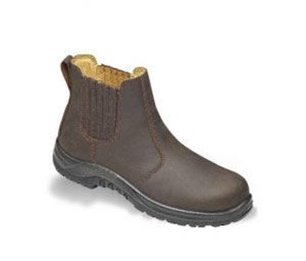 Picture of Stallion Dealer Boot P Waxy - Brown Size 7 * Clearance