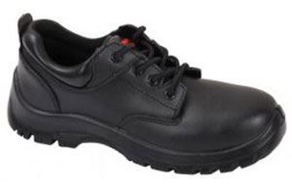 Picture of Ultimate Safety Shoe Steel Midsole - Black Size 7 Clearance