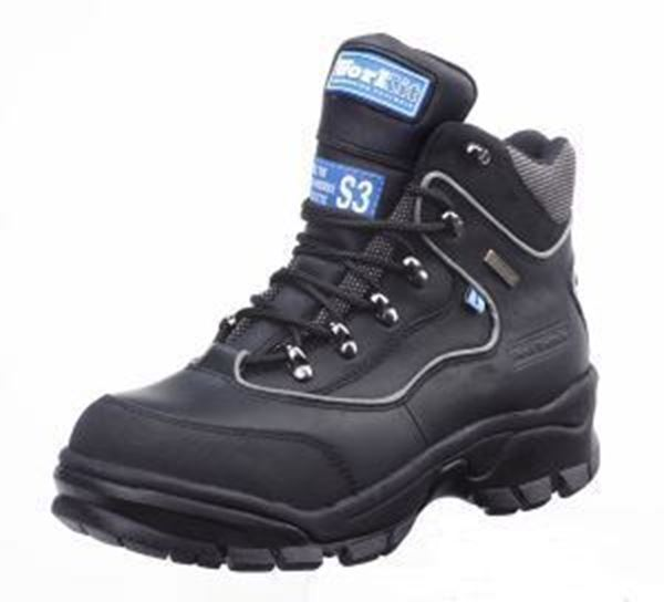 Picture of * Workit Hiker S3 W/P - Black size 8 * CLearance