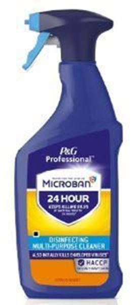 Picture of PROFESSIONAL MICROBAN 24 - CITRUS