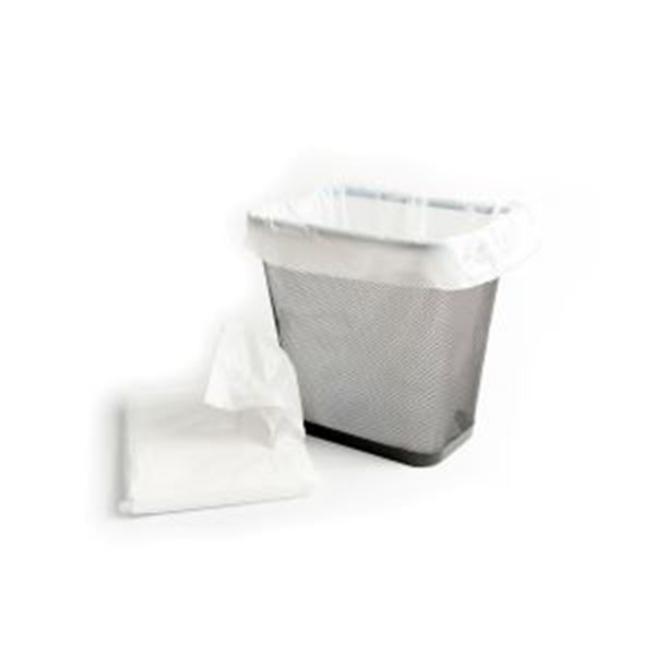 """Picture of x1000 SQUARE BIN LINER 15x24x24"""" 5kg 380x600x600mm"""