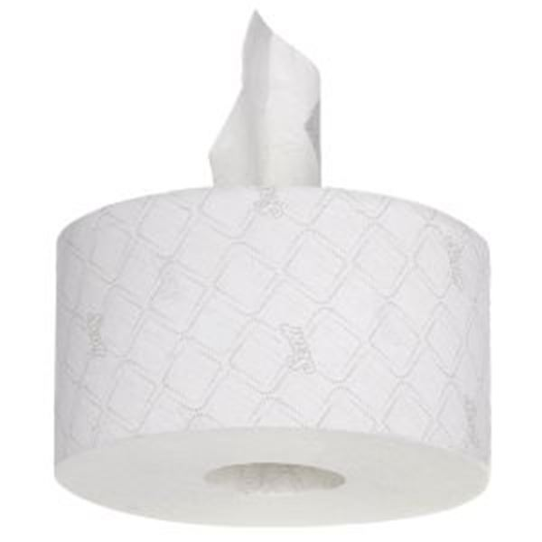 Picture of 8569 Scott CONTROL Mini Twin Centrefeed Toilet Tissue 12x204m