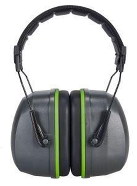 Premium Ear Muff - Grey (SNR 34dB)