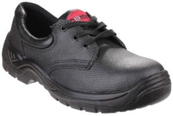 Picture of Centek 3 Eyelet Safety Shoe S1 - Black