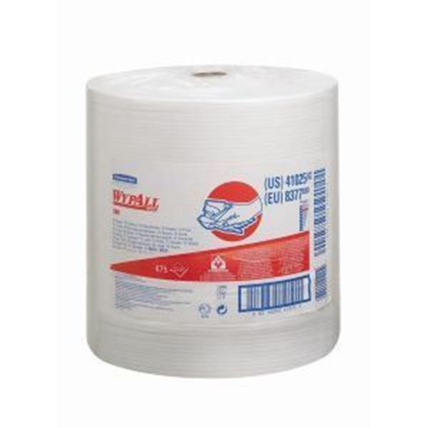 Picture of 8377 Wypall® X80 Large Roll x475 Sheets - White
