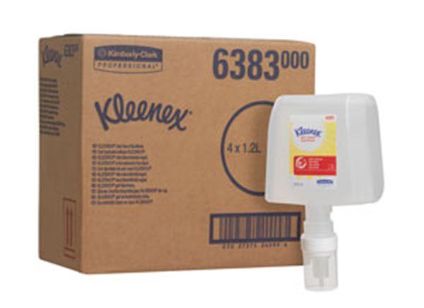 Picture of 6383 Kleenex 4x1.2lt Hand SanitiSer Gel -Touchfree