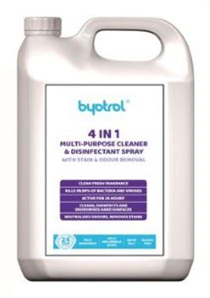 Picture of BYOTROL CONC 4in1 M/ISURFACE CLEANER DISINFECTANT DEODORISER & STAIN REMOVER