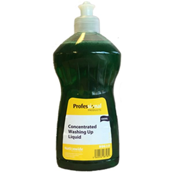 Picture of * Concentrated Washing Up Liquid (500ml) Professioanl/Product