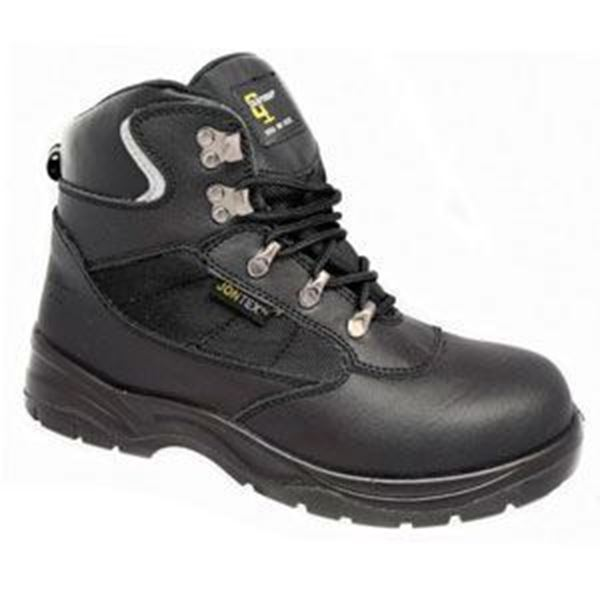 Grafters Hiker Safety Boot Leather/Nylon Steel Midsole S3