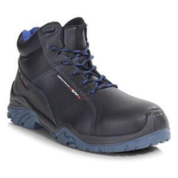 Tornado High FG Safety Hiker Boot Composite - Black/Blue